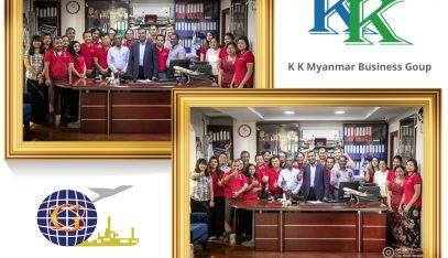 K K Myanmar Business Group